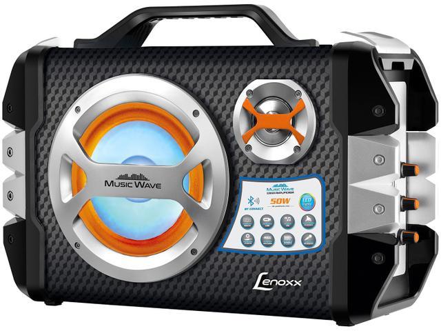 Imagem de Caixa de Som Amplificadora Lenoxx Music Wave