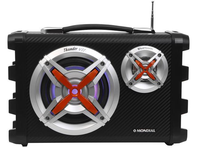 Imagem de Caixa de Som Amplificadora Mondial MCO-07