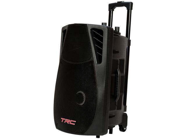 Imagem de Caixa de Som Amplificadora TRC Caixa Acústica