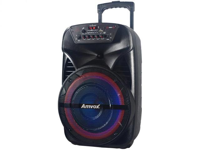 Imagem de Caixa de Som Amvox ACA 280 Black Bluetooth