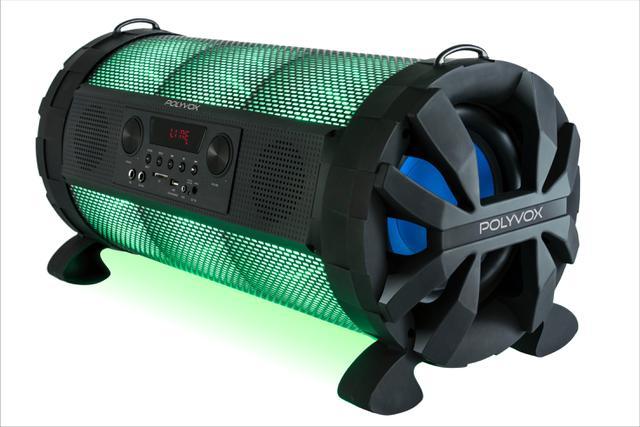 Imagem de Caixa de Som Bazuka XB850 Polyvox Bluetooth e Bateria
