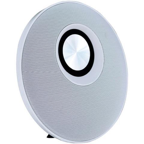 Caixa de Som Oex Branca Sk411