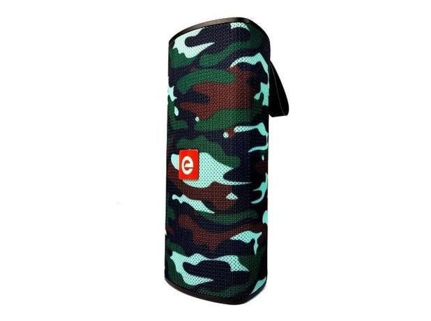 Caixa de Som Exbom Camuflada Cs-m33bt