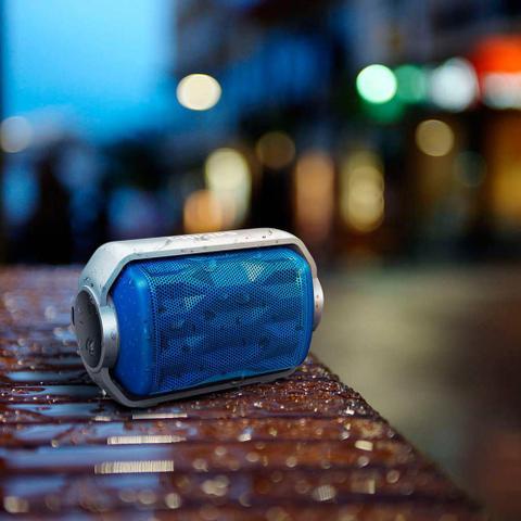 Imagem de Caixa de som bluetooth a prova de agua bt2200a philips