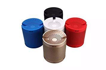 Imagem de Caixa de som bluetooth com suporte para celular 5w - HF-Q3 Preta