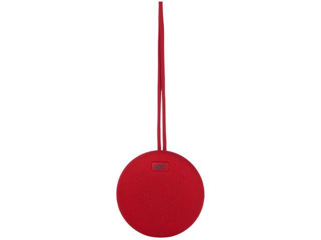 Caixa de Som Geonav Aerbox - Vermelha