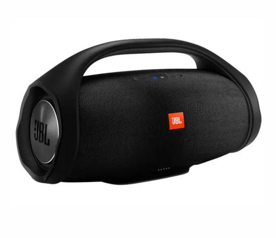 Imagem de Caixa de Som Bluetooth JBL Boombox 60W A Prova d'água Preta