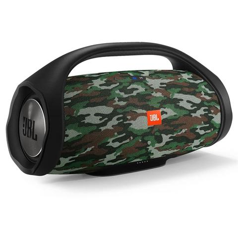 Imagem de Caixa de Som Bluetooth JBL Boombox 60W RMS Squad