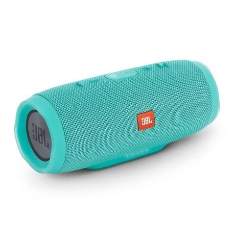 Imagem de Caixa de Som Bluetooth JBL CHARGE 3 2x10 W Verde a Prova Dágua