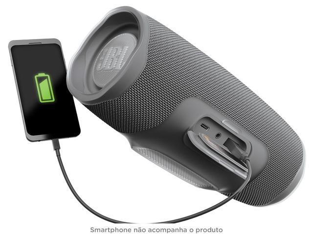 Imagem de Caixa de Som Bluetooth JBL Charge 4