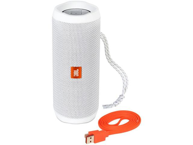Imagem de Caixa de Som Bluetooth JBL Flip 4 à Prova de Água