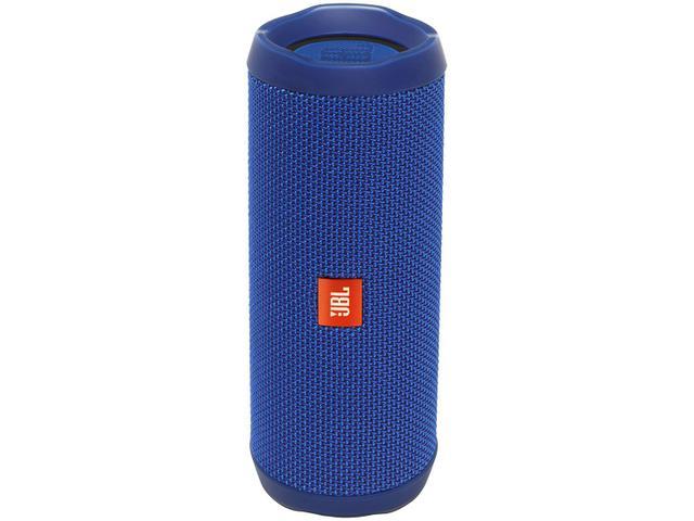 Imagem de Caixa de Som Bluetooth JBL Flip 4 Portátil