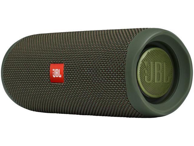 Imagem de Caixa de Som Bluetooth JBL Flip 5 Portátil