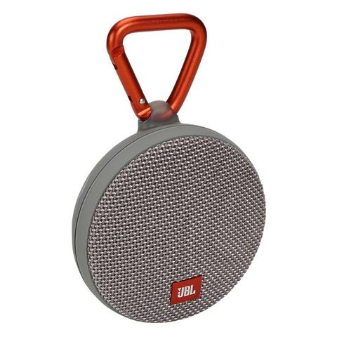 Imagem de Caixa de Som Bluetooth JBL Speaker Portátil Clip 2 Cinza