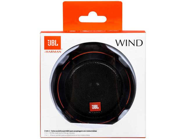 Imagem de Caixa de Som Bluetooth JBL Wind 3W Rádio FM