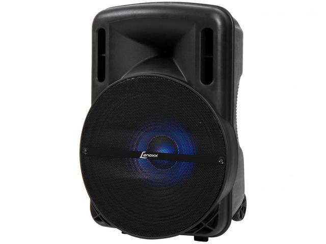 Imagem de Caixa de Som Bluetooth Lenoxx CA 350 Amplificada