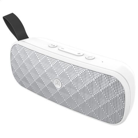Caixa de Som Motorola Sonic Play - Branca