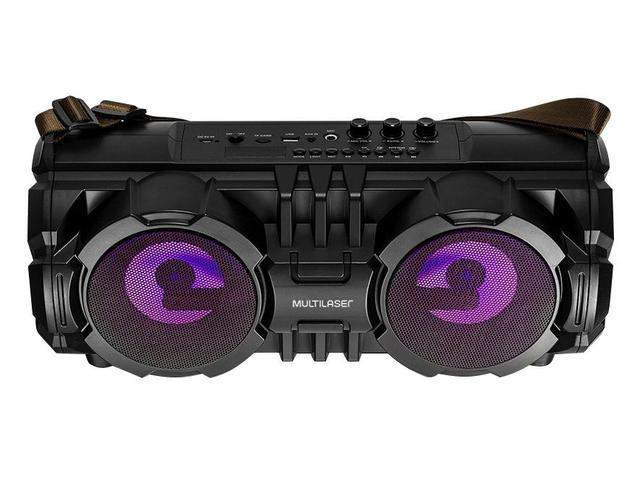 Imagem de Caixa de Som Bluetooth Multilaser Bazooka SP302