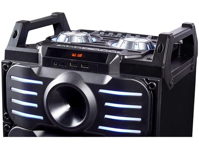 Imagem de Caixa de Som Bluetooth Multilaser Party Speaker Dj