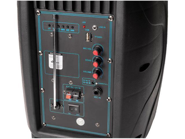 Imagem de Caixa de Som Bluetooth Multilaser Trolley SP258