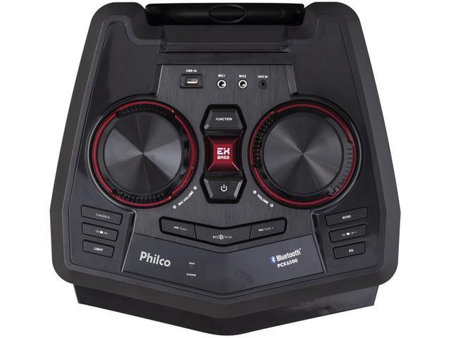 Imagem de Caixa de Som Bluetooth Philco PCX6500 Acústica