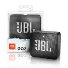 Imagem de Caixa de Som Bluetooth Portátil à prova dágua - JBL GO 2 3W PRETO