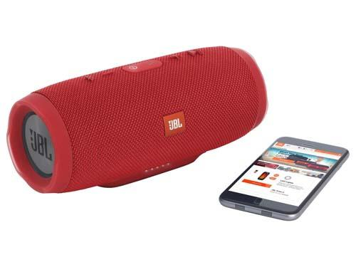Imagem de Caixa de Som Bluetooth Portatil Charge 3 - JBL