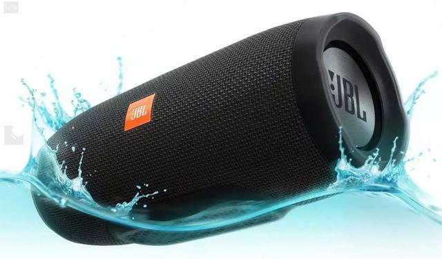 Imagem de Caixa de Som Bluetooth Portatil JBL Charge 3 20w USB à Prova de Água Original