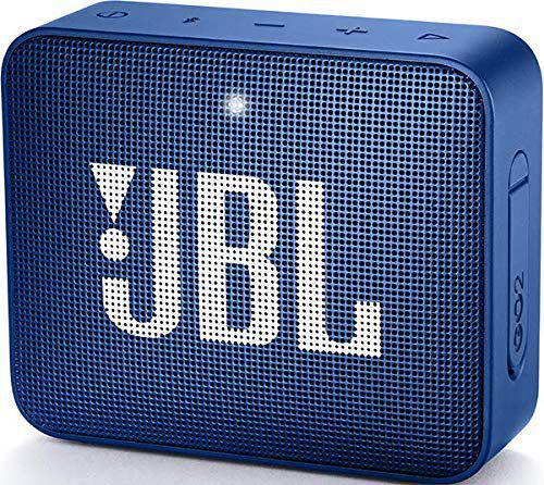Imagem de Caixa de Som Bluetooth Portátil JBL GO 2 AZUL JBLGO2BLUBR