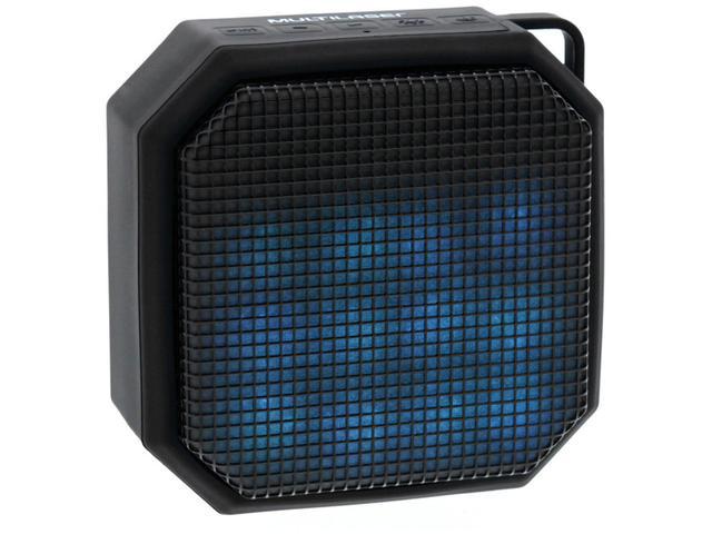Imagem de Caixa de Som Bluetooth Portátil Multilaser