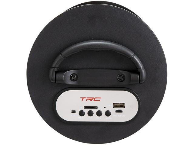 Imagem de Caixa de Som Bluetooth TRC 218F Portátil Ativa
