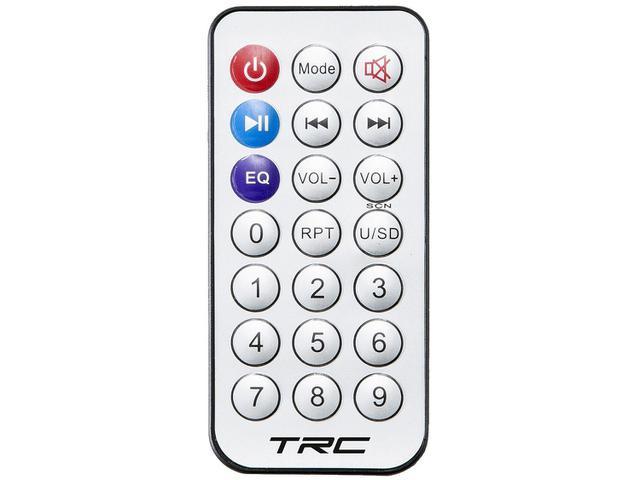 Imagem de Caixa de Som Bluetooth TRC 510 Ativa Amplificada