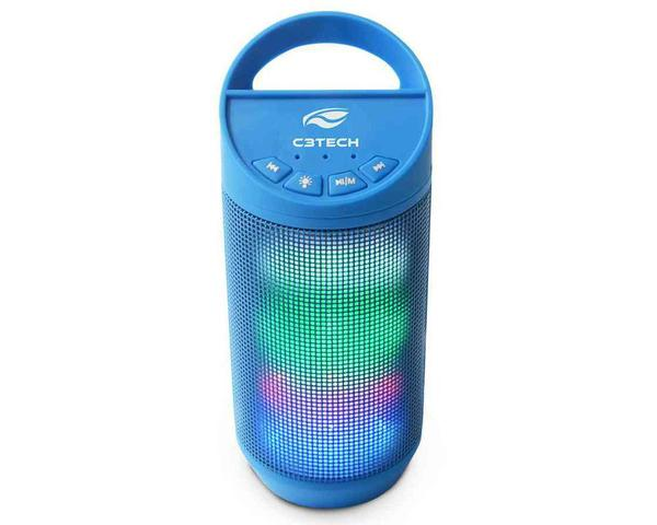 Caixa de Som C3 Tech Beat Sp-b50bl