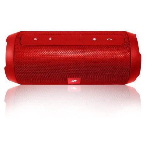 Caixa de Som C3 Tech Vermelho Sp-b150rd