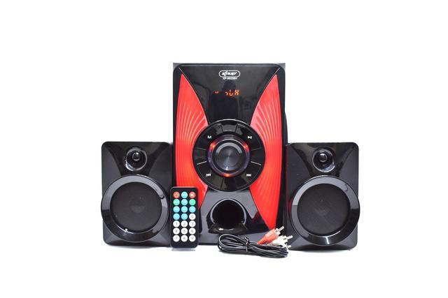 Imagem de Caixa De Som Com Sub Bluetooth 14w - Kp-6023bh