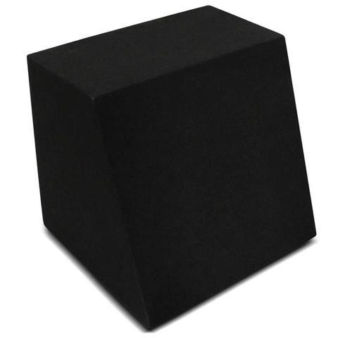 Imagem de Caixa de Som Dutada 1 Alto Falante 8 Polegadas Duto 2 Polegadas 14 Litros Carpete Preto