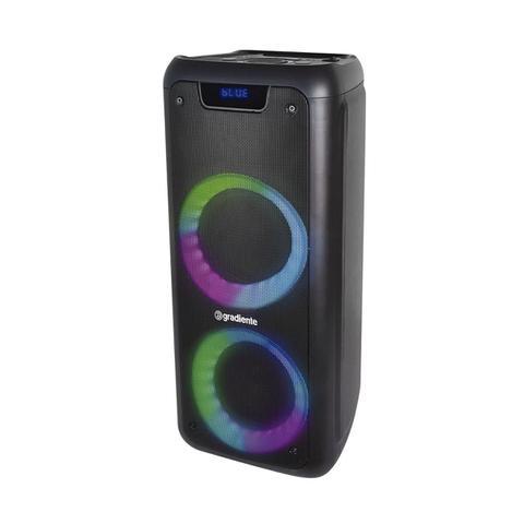 Imagem de Caixa de som Gradiente Extreme Colors bluetooth preto Bivolt