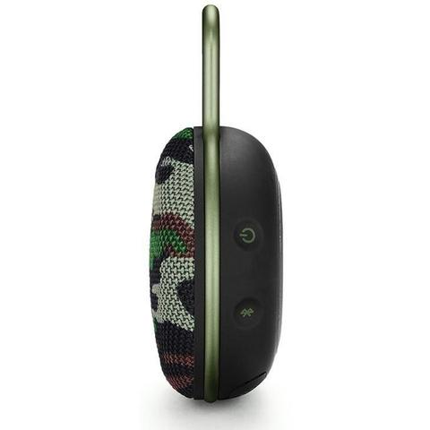 Imagem de Caixa de Som JBL Clip 3, Bluetooth, Camuflado