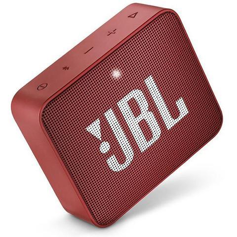 Imagem de Caixa de Som JBL GO 2, Bluetooth, Vermelho