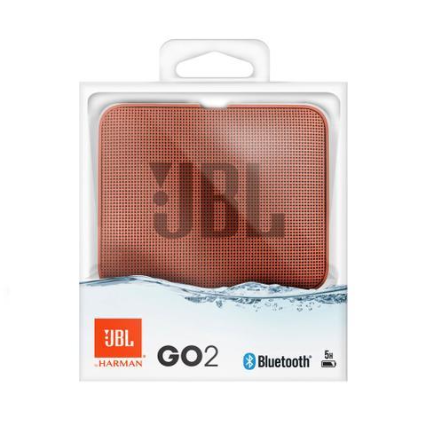 Imagem de Caixa de Som JBL GO 2 Speaker Portátil Bluetooth 3W 28910938