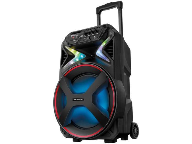 Imagem de Caixa de Som Mondial CM-400 Bluetooth Portátil