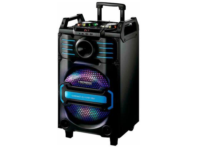 Imagem de Caixa de Som Mondial Connect DJ Controller