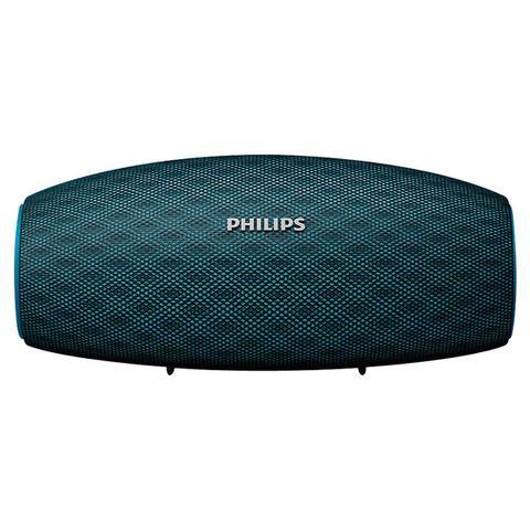 Imagem de Caixa De Som Portátil 10W Azul Com Bluetooth Philips
