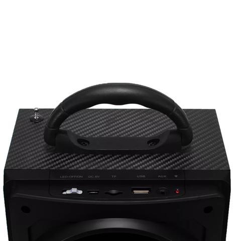 Imagem de Caixa De Som Portátil Bluetooth Amplificada com Microfone