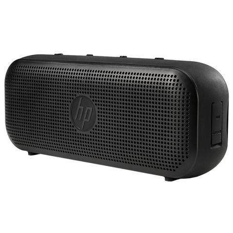 Imagem de Caixa de Som Portátil Bluetooth HP S400 Preto