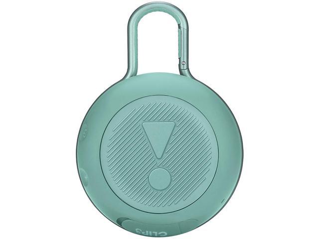 Imagem de Caixa de Som Portátil Bluetooth JBL CLIP 3 USB