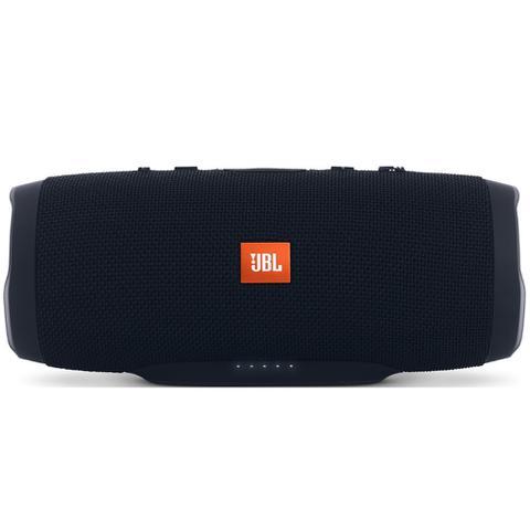 Imagem de Caixa de Som Portátil JBL Charge 3 com Bluetooth 20W Preto