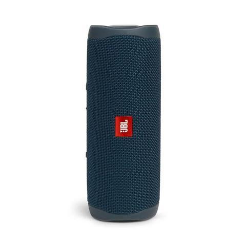 Imagem de Caixa de Som Portátil JBL Flip 5 - 20W RMS - Azul