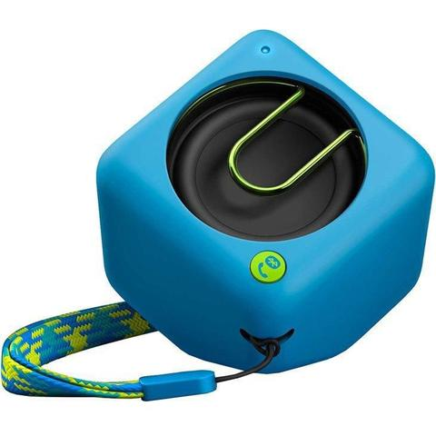 Caixa de Som Philips Azul Bt1300a
