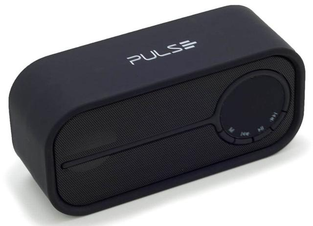 Imagem de Caixa de Som Portátil Pulse Multilaser Colors Series - Bluetooth - 10W RMS - Preto - SP206